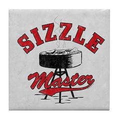 Sizzle Master Tile Coaster
