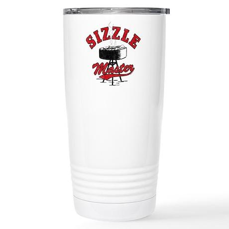Sizzle Master Stainless Steel Travel Mug
