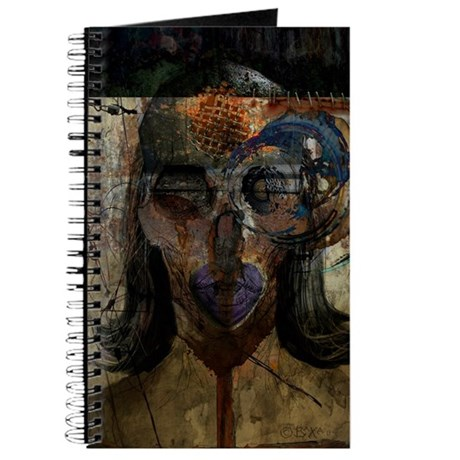 Scarecrow journal by BAXA