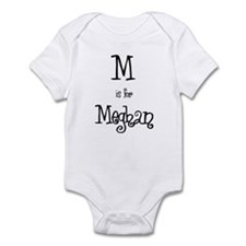 M Is For Meghan Infant Creeper