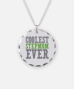 Coolest Stepmom Necklace