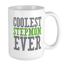 Coolest Stepmom Mug