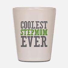 Coolest Stepmom Shot Glass
