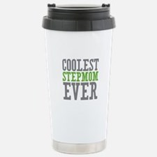 Coolest Stepmom Travel Mug