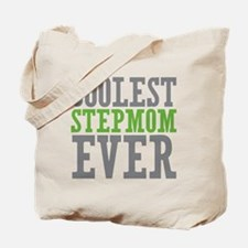 Coolest Stepmom Tote Bag