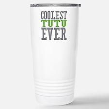Coolest Tutu Stainless Steel Travel Mug