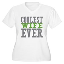 Coolest Wife T-Shirt