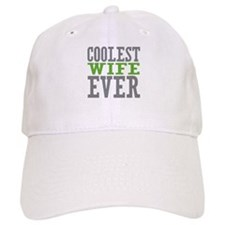 Coolest Wife Baseball Cap