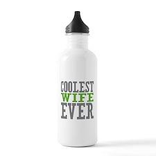 Coolest Wife Water Bottle