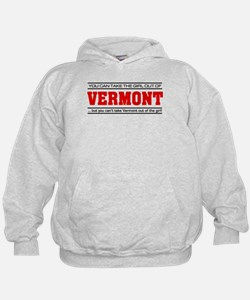 'Girl From Vermont' Hoodie
