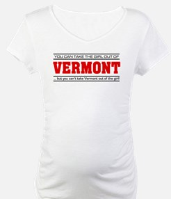 'Girl From Vermont' Shirt