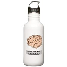Abby Normal - Sports Water Bottle