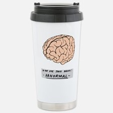Abby Normal - Stainless Steel Travel Mug