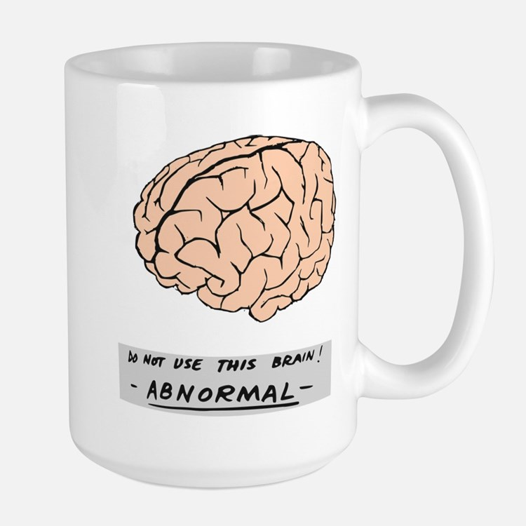 Abby Normal - Large Mug