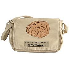 Abby Normal - Messenger Bag