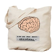Abby Normal - Tote Bag