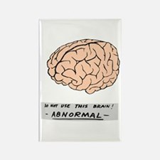 Abby Normal - Rectangle Magnet (100 pack)
