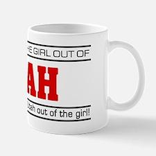 'Girl From Utah' Mug