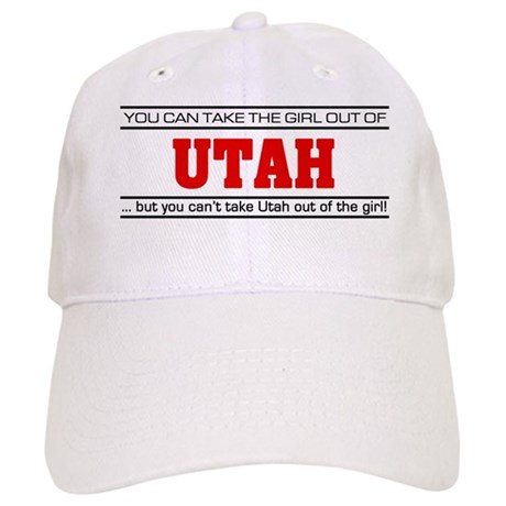 'Girl From Utah' Cap