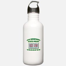New Hampshire State Police Water Bottle