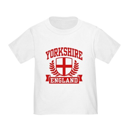 Yorkshire England Toddler T-Shirt