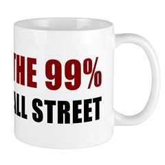 Occupy Wall Street [st] Mug