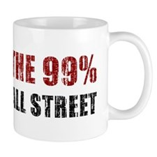 Vintage Occupy Wall Street [st] Mug