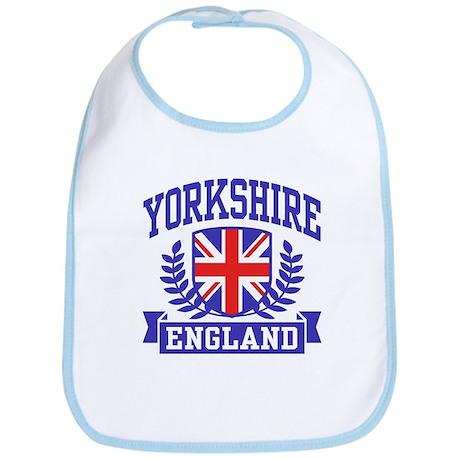 Yorkshire England Bib