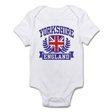 Yorkshire England Infant Bodysuit