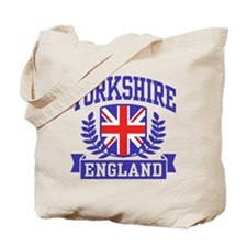 Yorkshire England Tote Bag