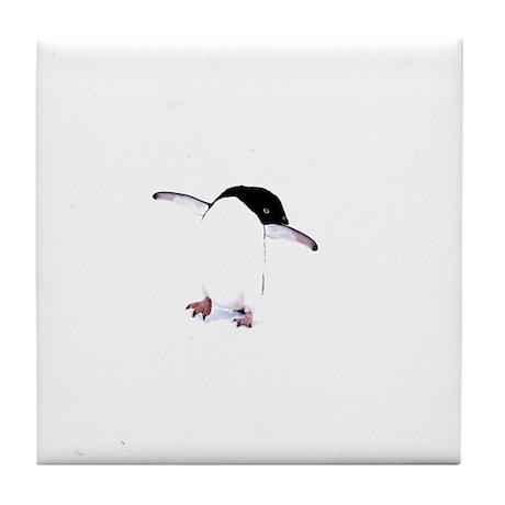Per Penguin 4 Tile Coaster