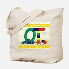Pediatric Occupational Therapy Tote Bag