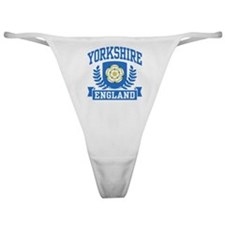 Yorkshire England Classic Thong