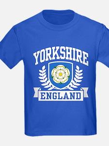 Yorkshire England T