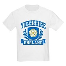 Yorkshire England T-Shirt