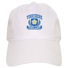 Yorkshire England Baseball Cap