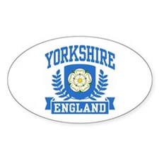 Yorkshire England Decal