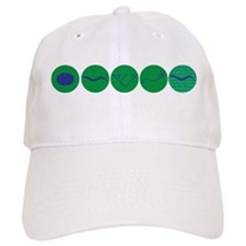 Worm Meeting Baseball Cap
