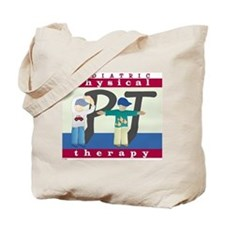 Pediatric Physical Therapy Tote Bag