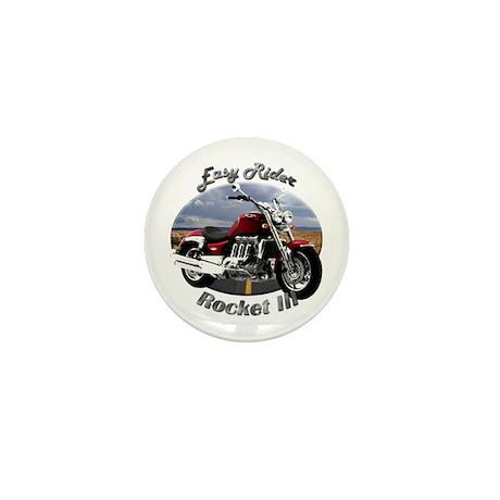 Triumph Rocket III Mini Button (10 pack)