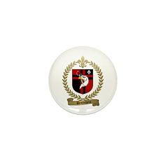 DESROCHERS Family Crest Mini Button (100 pack)