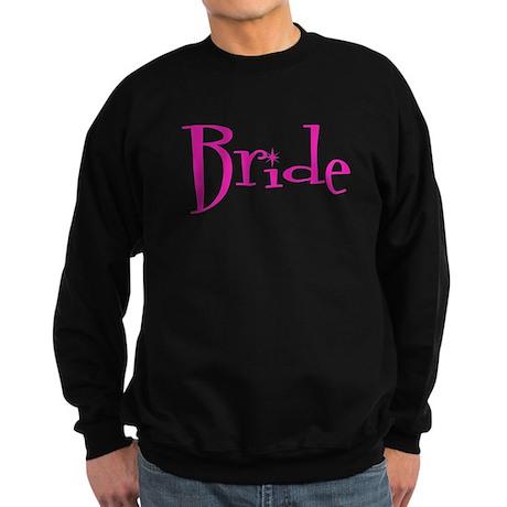 Bride Pink Twinkle Sweatshirt (dark)