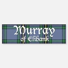 Tartan - Murray of Elibank Bumper Bumper Sticker