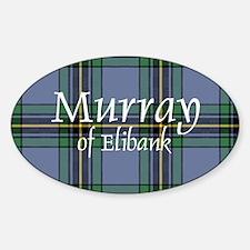 Tartan - Murray of Elibank Decal