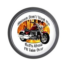 Triumph Rocket III Wall Clock