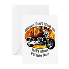 Triumph Rocket III Greeting Cards (Pk of 20)