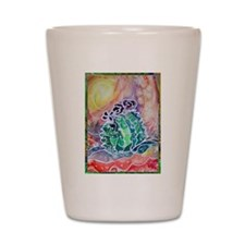 Cactus, southwest art, Shot Glass