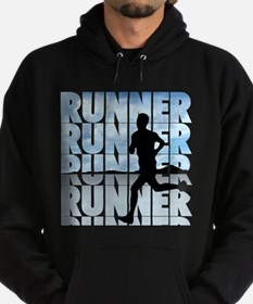 Cute Cross country running Hoodie