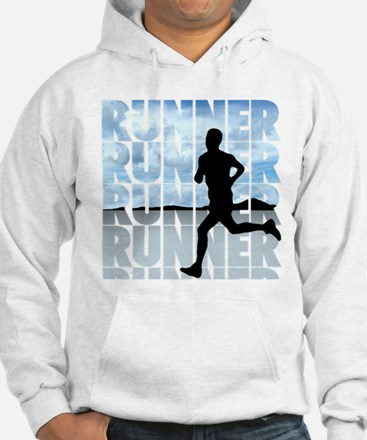 Cute Runner Jumper Hoody