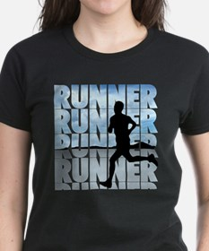 Unique Cross country running Tee